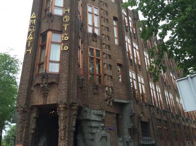 歴史ある建物でスパもあり快適に滞在できます