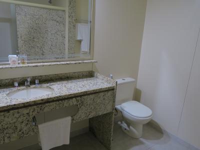 広い洗面・トイレ