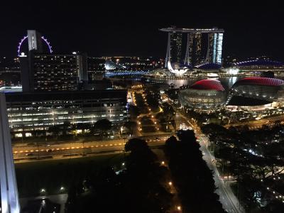 素晴らしい眺望の高級ホテル