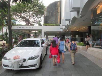 グランド ハイアット シンガポール