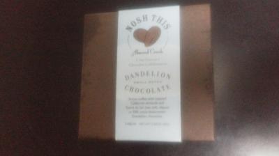 フェリー・ビルディング店でアーモンドチョコ買いました。