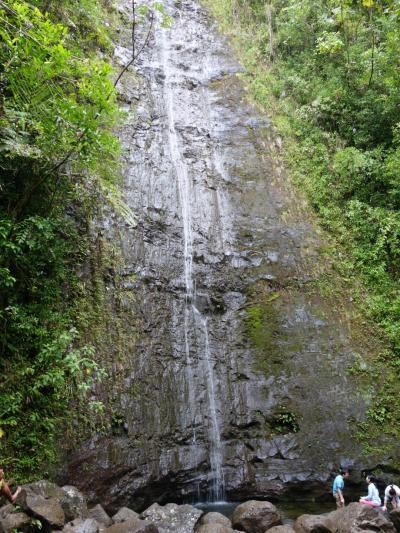 ヒロミもアナザースカイで紹介していた、オアフ島とは思えないくらいの自然に感動のトレイル
