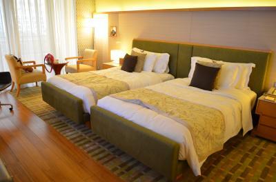 安心の日系ホテル