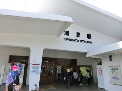 駅舎も駅前の広場も素敵だけれど・・・