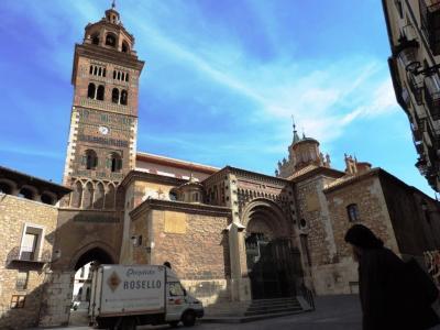ムデハル様式の世界遺産の教会