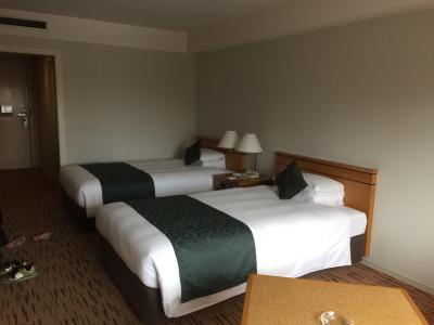 ホテルは素敵 でも乗継客には選択肢なし