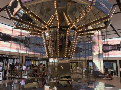 新世界百貨店にオープンしたDFS