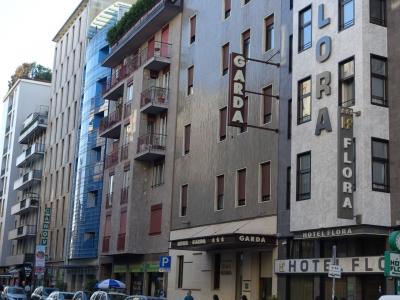 中央駅前にある便利なホテル