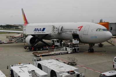 大好きなアシアナ航空