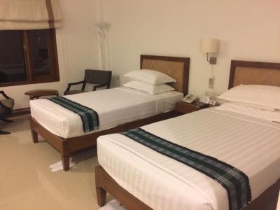 清潔でとてもいいホテルです。