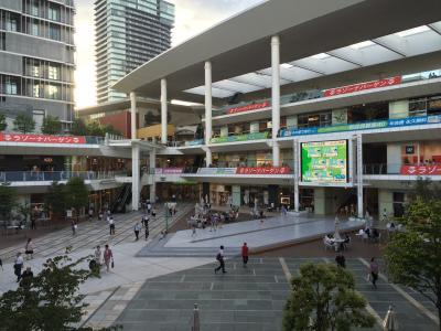 JR川崎駅直結