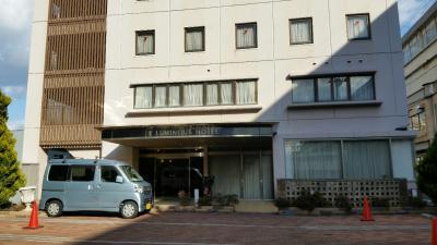 意外と悪くない、駅近にもかかわらず静かなホテル
