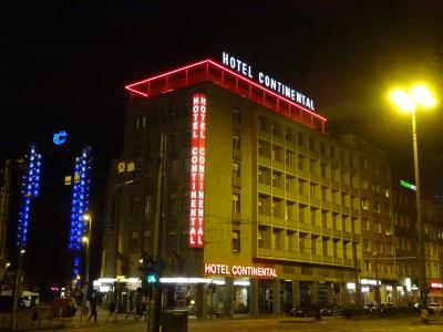 フランクフルト中央駅至近の便利なホテル