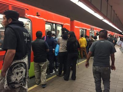 地下鉄-便利な足
