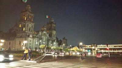 ソカロ-美しい広場