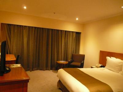 Holiday Inn Potts Point - Kings Cross駅の真上 -