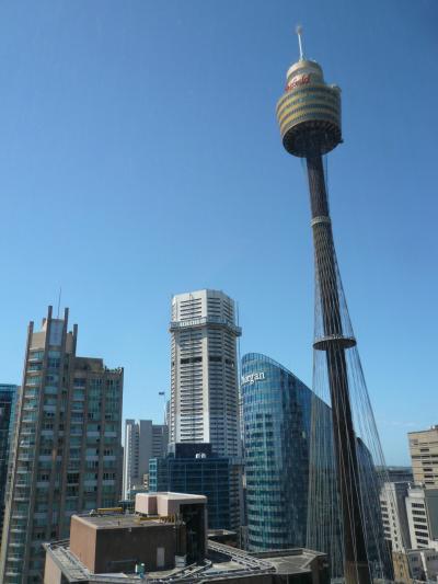 Hilton Sydney Hotel - ショッピングに最高な立地 -