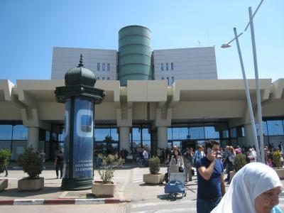 アルジェ国際空港とアルジェリアのビザ