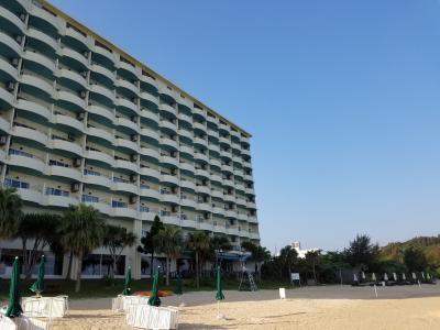 安価でも満足。ビーチ直結のホテル