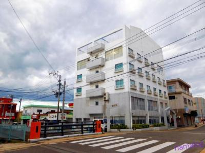 古仁屋港近くのビジネスホテル