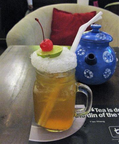 コロンボ・フォート地区にあるオシャレな雰囲気のカフェ t-Lounge by Dilmah