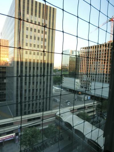 7階客室からの眺め