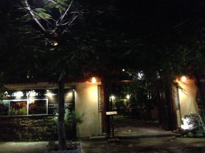 プルマンやフラマから徒歩圏内のレストラン
