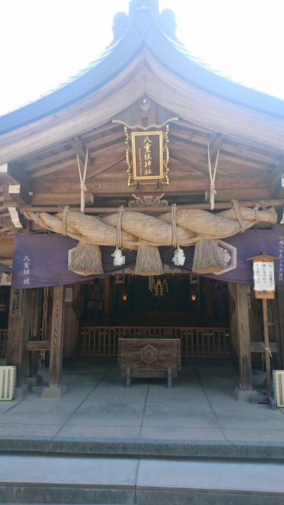 八重垣神社に行きました