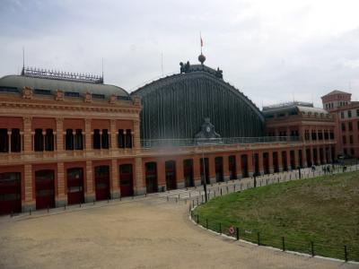 スペイン新幹線AVEの駅