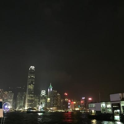 THE香港な景色と暑さ