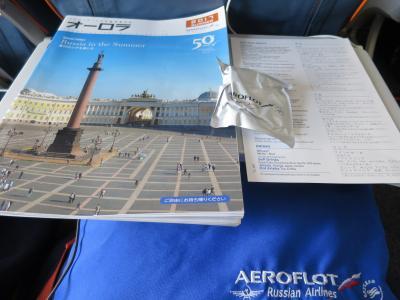 ヨーロッパ直行便の中では安くて速い。評判ほど悪くない。