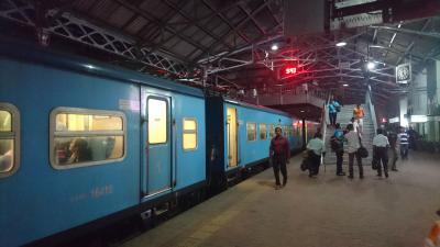 コロンボ中心の駅
