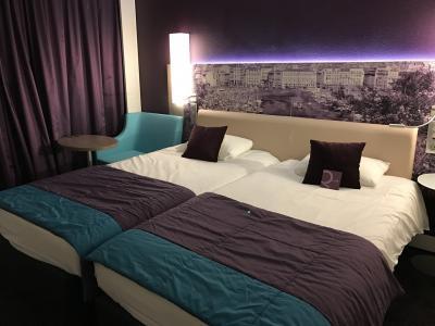 マルセイユのホテル