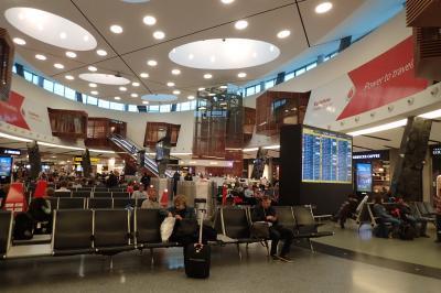 自動ゲートで出国できANAラウンジのあるリスボンの空港