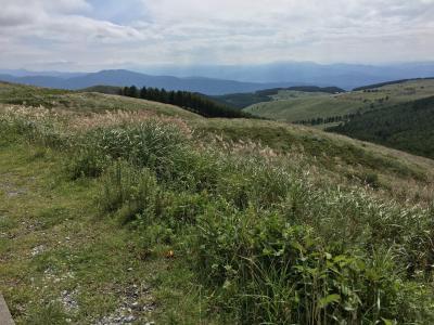 標高1700mに有る高原