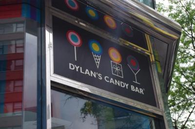店内の全てがキャンディー!