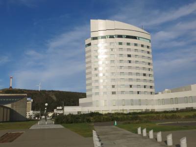 最北端の町 稚内 の都市ホテル。