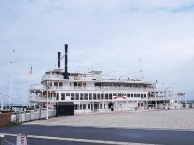 琵琶湖遊覧船ミシガン 琵琶湖といえばミシガン
