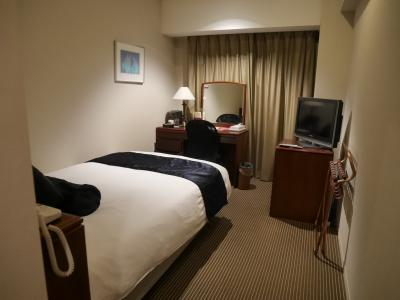 ANAクラウンプラザホテル広島 平和大通り沿い