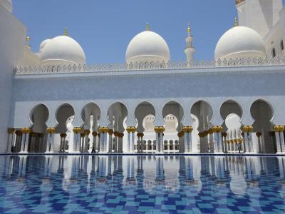 豪華絢爛、美しすぎるモスク!