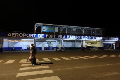 Bauerfield International Airport (VLI)