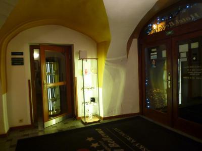 食堂入り口