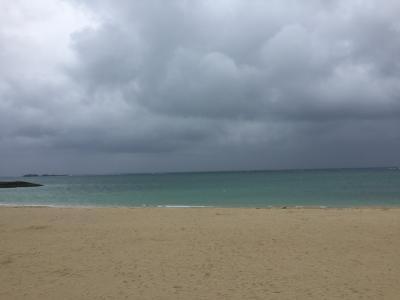 空港から近く帰りにふらっと立ち寄れるビーチ