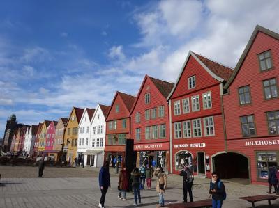 ベルゲンでは外せない観光スポット