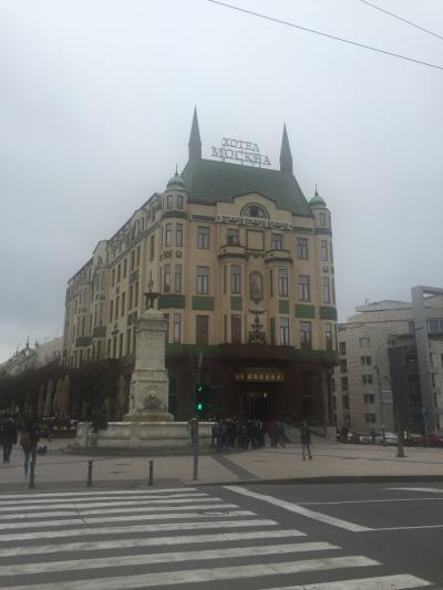 ホテルモスクワ
