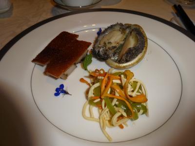 マンダリンオリエンタル内の美味しい中華