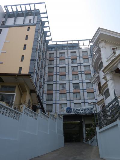 綺麗で快適なホテル
