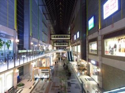 (神戸)食事もショッピングも便利!