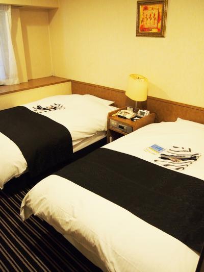 和歌山城も和歌山市駅も徒歩圏内!便利なホテル!