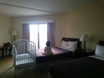 コスパのいいホテルです。